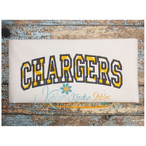 Chargers Arched