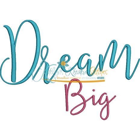 Dream Big Snap Shot