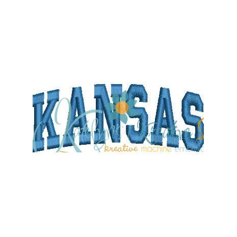Kansas Arched 4x4 Satin Snap Shot