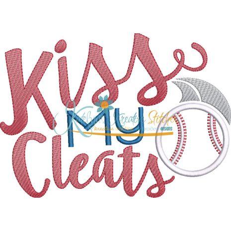 Kiss My Cleats Snap Shot