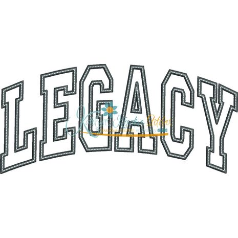 Legacy Arched Snap Shot