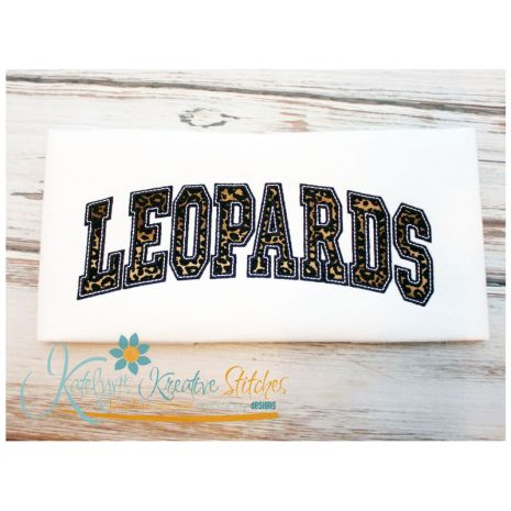 Leopards Arched