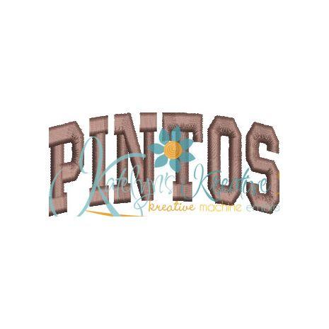 Pintos Arched 4x4 Satin Snap Shot