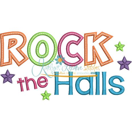Rock the Halls Snap Shot
