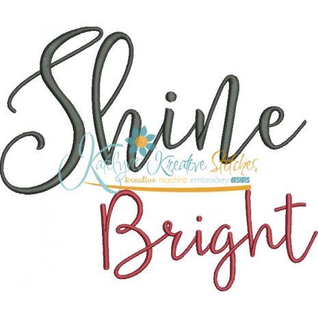 Shine Bright Snap Shot
