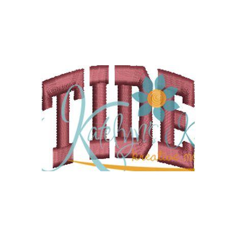 Tide Arched 4x4 Satin Snap Shot