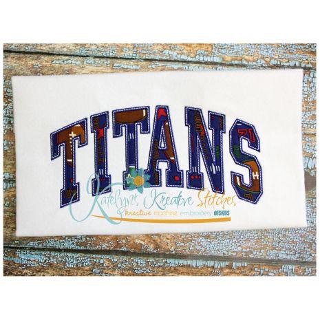 Titans Arched
