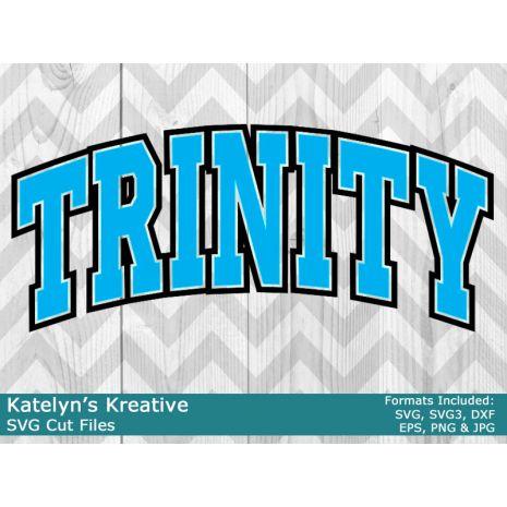 Trinity Arched SVG