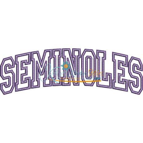 Seminoles Arched