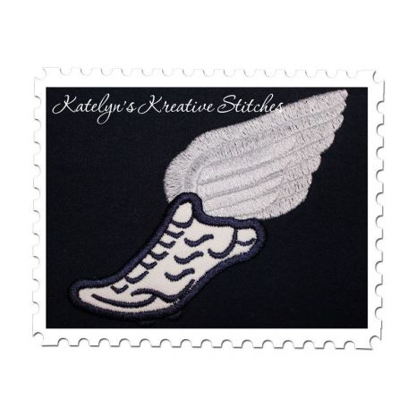 Track Shoe Applique